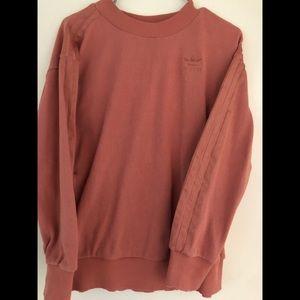 Adidas originals oversized sweatshirt